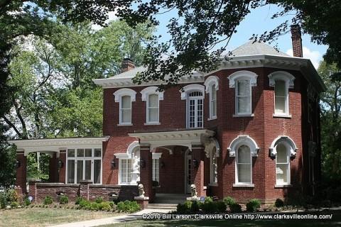 The Johnson-Hach House