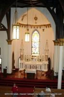 Linda Nichols talks about her wedding in the Church