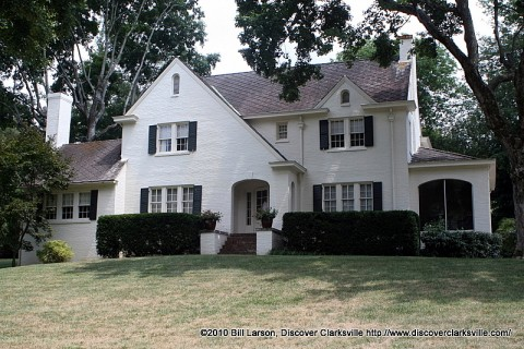 The Watts House