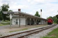 The L&N Train Station