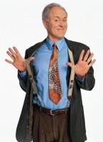 John Lithgow sporting suspenders