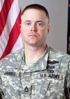 Sergeant First Class John H. Jarrell