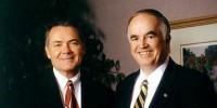 Harold Crye and Dick Leike