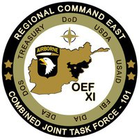 Regional Command East - Combined Joint Task Force - 101