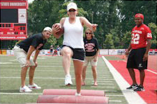 Austin Peay Women's Football Clinic
