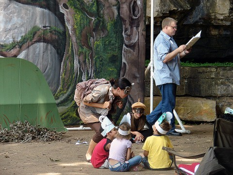 The Children's Theater presents Animal Tales