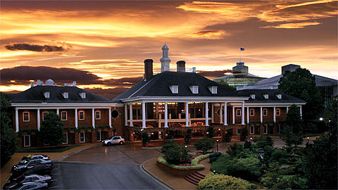 Nashville's Gaylord Opryland Resort will be host to the 2012 Winter Meetings. (Gaylord Entertainment)