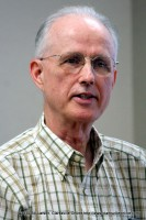 Author Robert Love Taylor at the 2010 Clarksville Writer's Conference