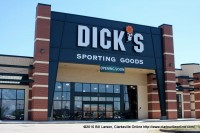 The new Dick's Sporting Goods location at Governor's Square Mall