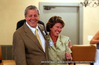 John Tanner with Kim McMillan