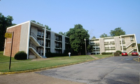 Austin Peay State University's Rawlins Hall