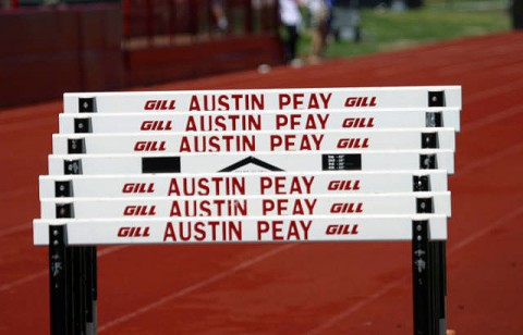 Austin Peay State University women's track and field team
