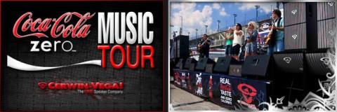 Coca-Cola Zero Music Tour