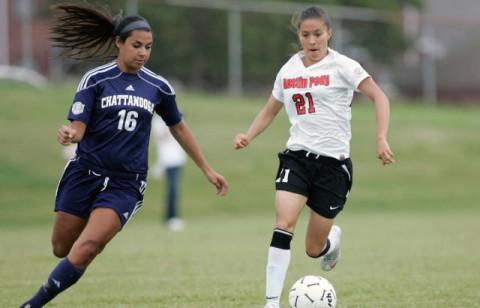 APSU's Tatiana Ariza - ( Courtesy: Austin Peay Sports Information )