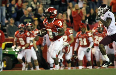 Terrence Holt  ( Courtesy: Austin Peay Sports Information )
