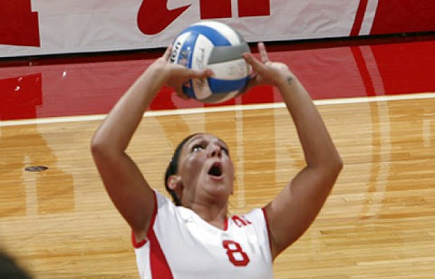 Senior Setter Alisaleh returns to the Lady Govs after a first-team All-OVC campaign in 2009 (Courtesy: Austin Peay Sports Information)