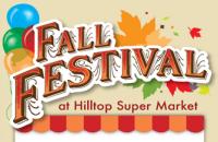 Hilltop Super Market Fall Festival