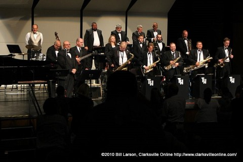 Todd Hill & his Orchestra at APSU on September 7th