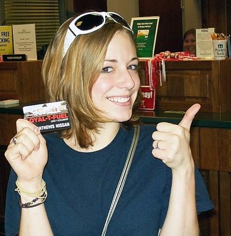 Renee Hampton of Clarksville Tennessee