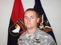 Sergeant Aaron K. Kramer