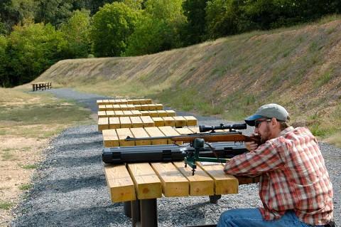 Golden Pond Target Range