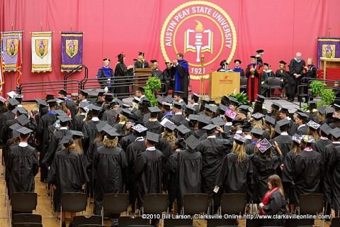 Austin Peay State University Graduation