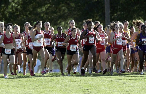 Austin Peay women's cross country team . (Courtesy: Keith Dorris/Dorris Photography)