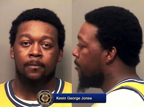 Kevin George Jones