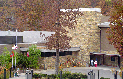 The Park Inn at Montgomery Bell State Park.