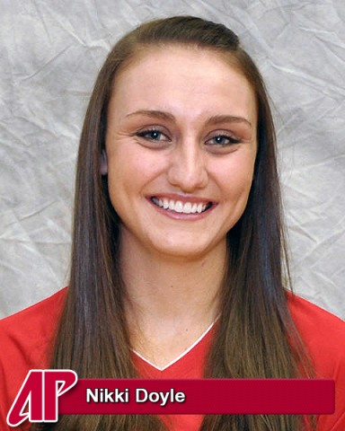 Nikki Doyle ( Courtesy: Austin Peay Sports Information )