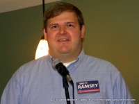 Brett Ramsey, Democratic Candidate for TN House of Representatives District 68th