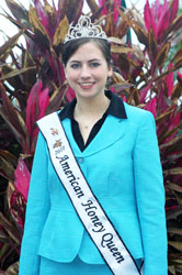 2010 American Honey Queen - Lisa Schluttenhofer
