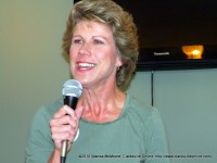 Mayoral Candidate Kim McMillan