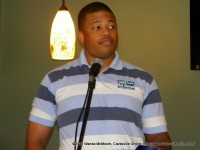 Nick Steward, Candidate for Ward 1 of the Clarksville City Council