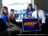 Team Rabidoux for U.S. House of Representatives District 7th