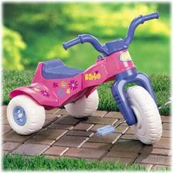 72639 Barbie Free Spirit Trike