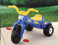 72643 Boys Tough Trike