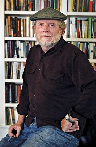 Richard Bausch (Photo by Mark Weber)