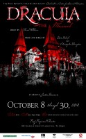 The Poster for Dracula the Musical