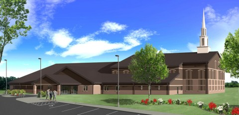 Fort Campbell's new chapel complex