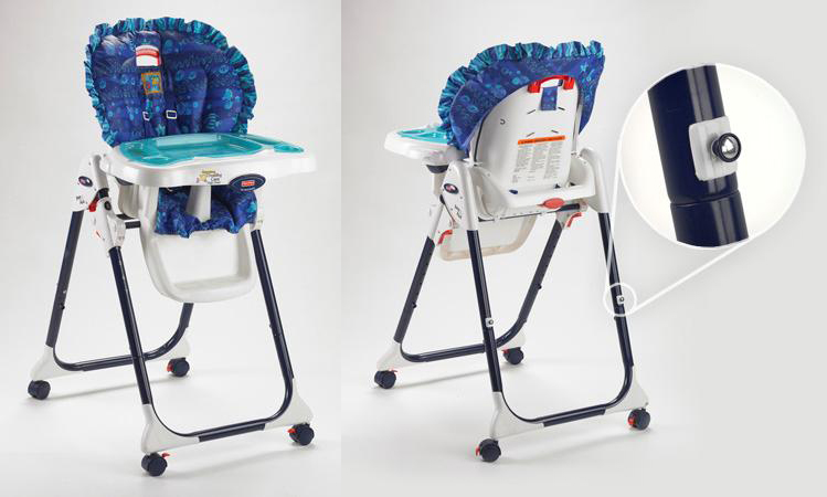 Fisher Price Recalls Healthy Care Easy Clean and Close to Me High Chairs Due
