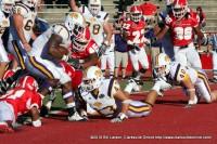 Tennessee Tech scores their first touchdown