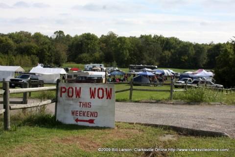 The Powwow Grounds