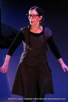 Meredith Monk in Education of the Girlchild Revisited
