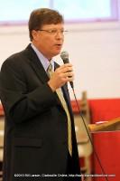 CMCSS Director of Schools Michael Harris