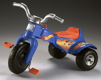 J72633 Hot Wheels Trike