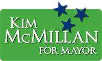 Kim McMillan for Clarksville Mayor