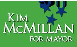 Kim McMillan for Clarksville Mayor
