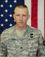Sergeant Justin A. Officer