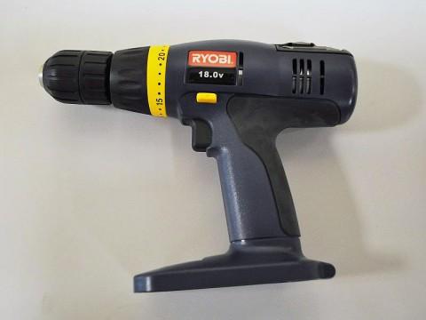 Ryobi Model HP 1802M Cordless Power Drills